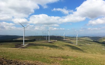 Red Rock Power Limited Secures £80m Financing For Afton Wind Farm